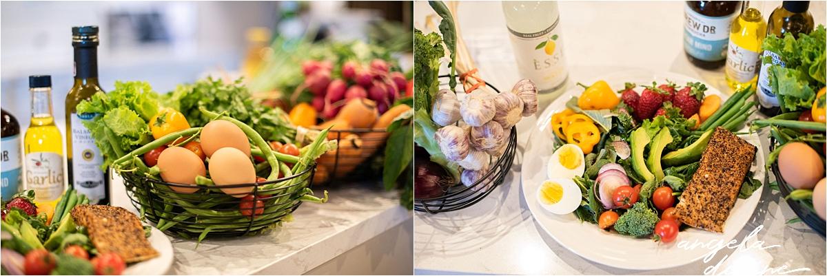 Creative Headshot Photography Minneapolis nutritious food