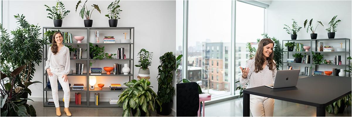 Creative Headshot Photography Minneapolis office head shots