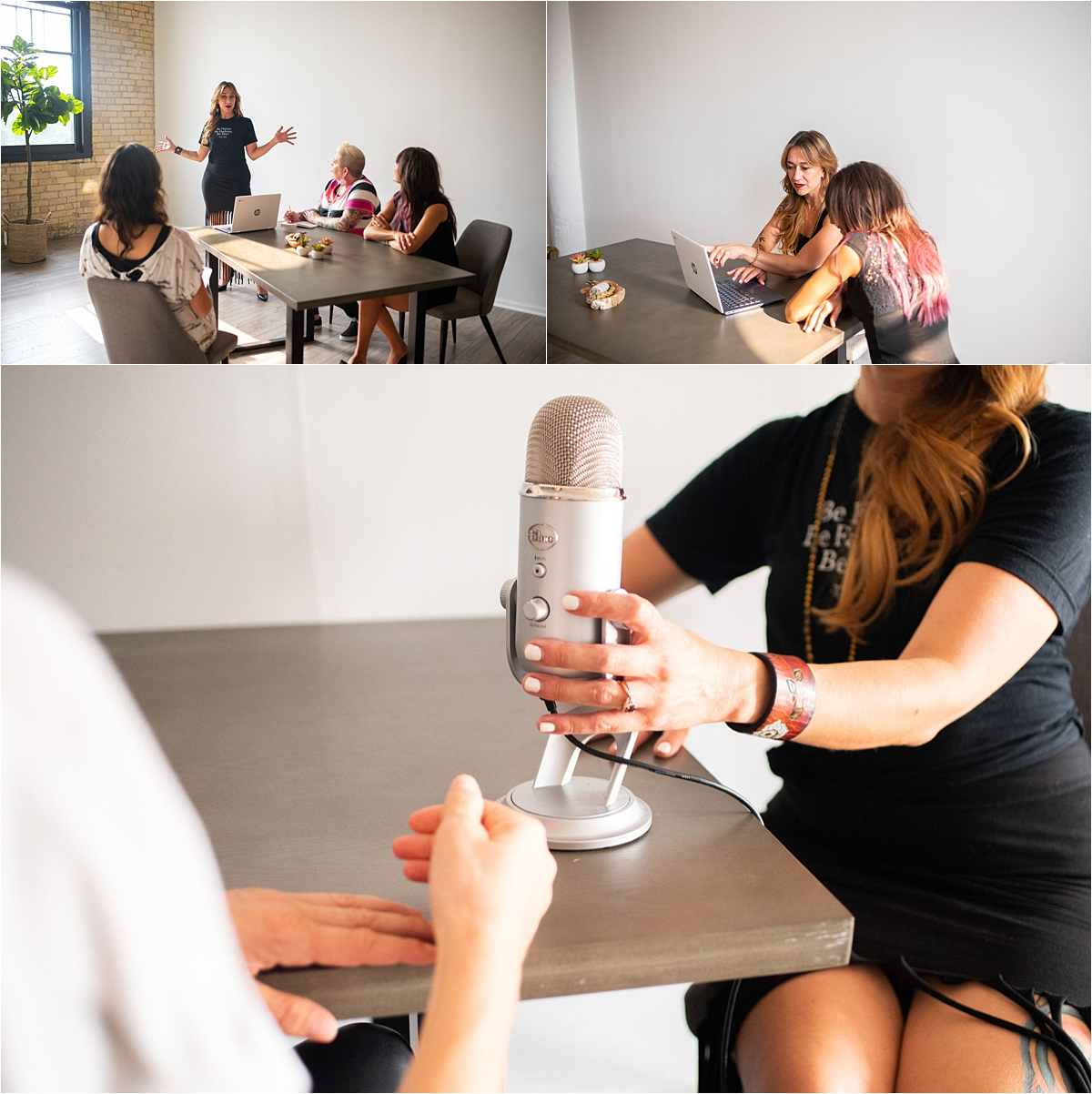 MN Salon Content Photography podcasting