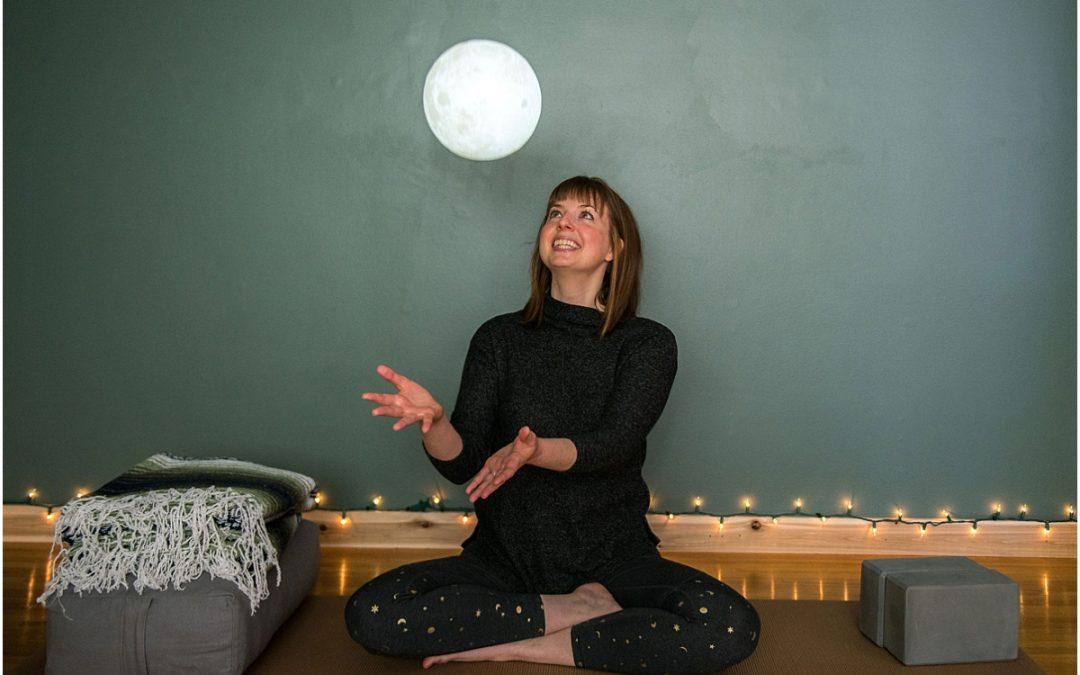 Solopreneur Brand Photography for MN Wellness Coach – Moondance Wellness Coaching
